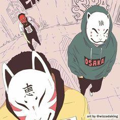 art, pale and manga image on We Heart It Aesthetic Art, Aesthetic Anime, Character Illustration, Illustration Art, Photographie Street Art, Arte Dope, Arte Hip Hop, Black Anime Characters, Wow Art