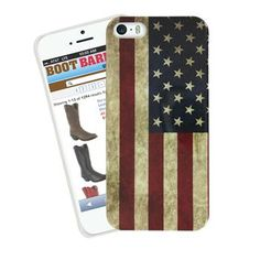 Cody James® iPhone5/5s Flag Cell Phone Case