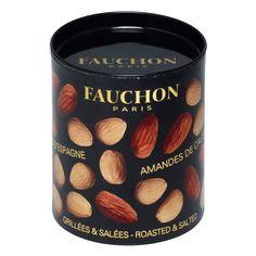 Graines aperitives Fauchon - Amandes de Californie et d'Espagne