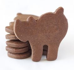 Chocolate Cut Out Cookies Recipe