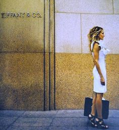 Tiffany's and SJP-- the City and Sex in the City--what's NOT to like?