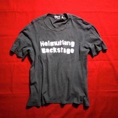 Helmut Lang Backstage T Shirt Size M $72 - Grailed