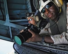 Front Lines: Life as a US Military Photographer