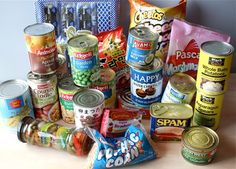 9 Packaged Foods to Never Eat - was surprised to see canned beans on this list!