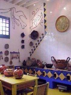 Frida Kahlo Museum (Mexico City, Mexico): Casa azul