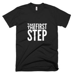 T-shirt | Tee | Inspirational | Inspiring | Encouraging |  Positive | Uplifting | Motivation | Motivating | Goals | Success | Depression | Anxiety | Healing | Recovery