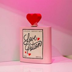 Love Potion Flask