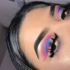 "789 Likes, 17 Comments - Belgii Torres (@bexgix) on Instagram: ""Eyes: @bhcosmetics ""Take me to Brazil"" palette Lashes: @dodolashes ""D115"" Brows:…"""