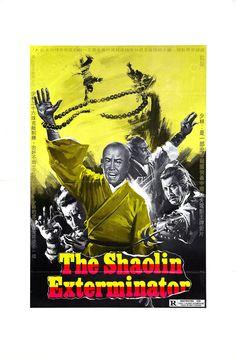 THE SHAOLIN EXTERMINATOR