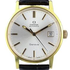 Omega Geneve 166.0098, 1971 – Time Rediscovered Available to purchase on our website. We also offer a free sourcing service if the watch has already sold. Visit our website for more information. #Rolex #vintageOmega #vintagewatch #luxuryfashion #mensvintagewatches #menswatch #luxurywatch #mensfashion