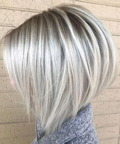 5 Glamorous Bob Hairstyles & Hairctus For Fine Hair Are you looking for some bob haircut for your short hair at home? You should have a look to the 5 Glamorous Bob Hairstyles & Haircuts For Fine Hair. Choppy Bob Hairstyles, Bob Hairstyles For Fine Hair, Short Bob Haircuts, Hairstyles 2016, Hairstyles Pictures, Winter Hairstyles, Easy Hairstyles, Blonde Hair Shades, Platinum Blonde Hair