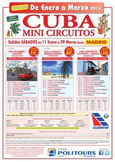 CUBA : La Habana + Minitour Trinidad, sal. del 11/01 al 29/03/14 desde Madrid (8d/6n) desde 859€ ultimo minuto - http://zocotours.com/cuba-la-habana-minitour-trinidad-sal-del-1101-al-290314-desde-madrid-8d6n-desde-859e-ultimo-minuto/