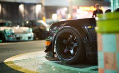 Rauh Welt Porsche - the detail