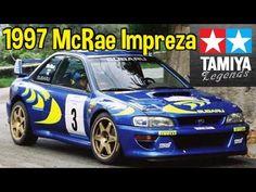 Tamiya 1997 Colin McRae WRC...