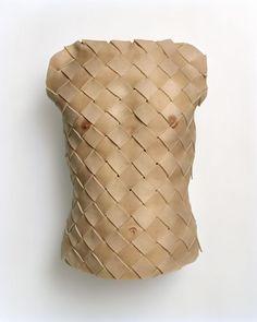 More Anders Krisar torso sculptures.