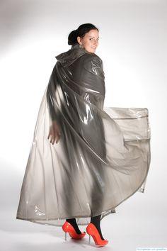 Raincoats For Women London Key: 8216470194 Clear Raincoat, Green Raincoat, Vinyl Raincoat, Pvc Raincoat, Hooded Raincoat, Plastic Raincoat, Hooded Cloak, Capes, Ponchos