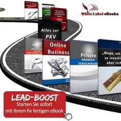 HPP-Info-Werbung : Dein eigenes Ebook...
