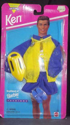 NEW-BARBIE-DOLL-FASHIONS-KEN-1995-EASY-TO-DRESS-LIFEGUARD-14379