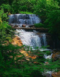 ✮ Sable Falls, Michigan