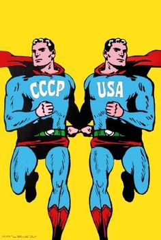 Roman Cieslewicz_ CCCP vs USA