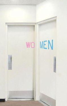 Epic restroom
