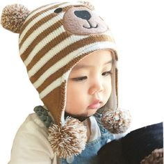 We are delighted to present our fresh-off-the-drawing-board range of goodies.   Like and Tag if you like this Bonnet Bear Hat.  Tag a friend who would love our awesome range of infant clothes! FREE Shipping Worldwide on ALL products.  Why wait? Get it here ---> https://www.babywear.sg/2017-new-baby-hats-3-sizes-1-5-years-boys-girls-hats-kids-winter-hats-bonnet-enfant-hat-for-children-baby-muts-kf039/   Dress up your infant in quality clothes today!    #babyclothes