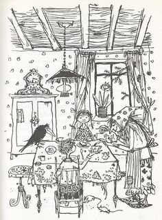 Die kleine Hexe, ottfrief preussler