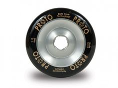 PROTO FULL CORE Gripper Scooter Wheels now in stock online exclusively at MyProScooter - https://www.myproscooter.com/shop/parts/wheels/proto-full-core-gripper-scooter-wheels/   Description: Made from a softer than regular urethane the PROTO Gripper Full Core 110mm wheels are simply what your in search of to ensure you stick all these stee...