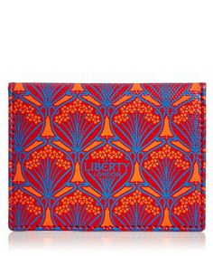 Liberty London Red Liberty London Oyster Card Holder