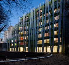 New Accommodation Facility for Alzheimers / Philippon-Kalt
