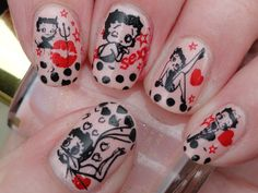 Betty Boop!!!! I WANT!!!!!!!!!!!!!!
