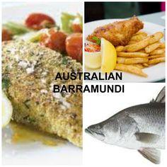 Barramundi - Grill it, Bake it, Batter it! Delicious light and flaky.
