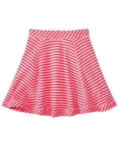 #girls #skirt #striped