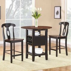 Counter Height Casual Dining Set
