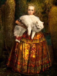 COOPER & GORFER, Niza and the White Cat, 2015
