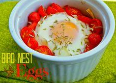 Birds Next Egg Bake on MyRecipeMagic.com