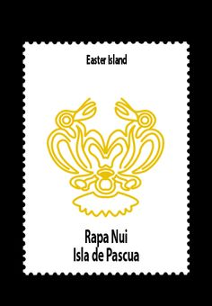 The final destination of te expedition was Rapa Nui, Easter Island.