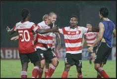 Bantai PSM 4:1, Madura United Kembali Kudeta Arema di Puncak Klasemen - Madura Gue