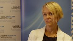 Kristiina Söderholm, Head of Nuclear R&D at Fortum