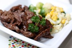 Тушеное мясо