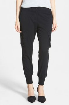 James Jeans Slouchy Utility Cargo Pants available at #Nordstrom