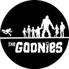goonies1135889833ae8mnbvcxz Family Tees, Beaded Cross Stitch, Scroll Saw Patterns, Badass Quotes, Silhouette Cameo Projects, Quote Posters, Vinyl Projects, Looks Cool, Goonies Party