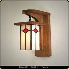 Craftsman Wall Sconce > Craftsman Style Sconces about $500