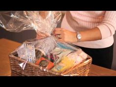 How To Make Your Own Gift Hamper - YouTube