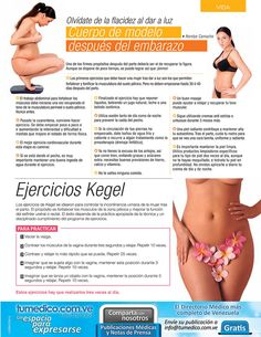 Controla la incontinencia y dale mayor fuerza a tu piso pélvico con los ejercicios de Kegel Pregnancy Info, Pregnancy Workout, Prenatal Yoga, Future Mom, Baby On The Way, First Baby, Baby Care, Kids And Parenting, New Baby Products