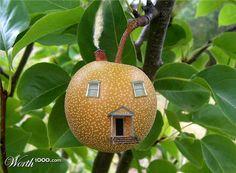 Edible Architecture 7 - Worth1000 Contests