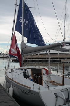 Remember the Beneteau First 20 that we saw being unloaded previously? Our #Thailand Service team had her all commissioned and ready for her new owner! She was handed to her happy owner yesterday and they went on a lovely sail in the owner's new #yacht. #Congratulations once again!  #Beneteau #First20 #Sailing #cruising #adventure #yachtinglife #lifestyle