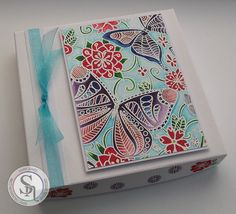 Gift Box made with C