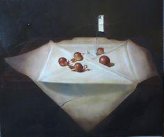 Granadas en tapete - Fernando Prieto