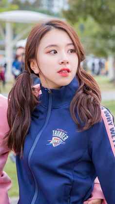 Chaeyoung twice oof i cant Kpop Girl Groups, Korean Girl Groups, Kpop Girls, Nayeon, Chaeyoung Twice, Twice Kpop, Dahyun, One In A Million, South Korean Girls